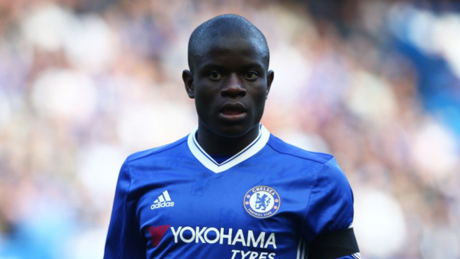The story of  N'golo Kante