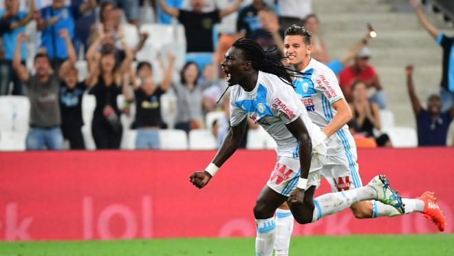 Bafetimbi Gomis Solo Goal