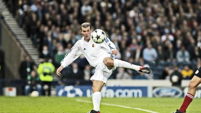 Zidane Champions League Volley Goal For Real Madrid In 2002