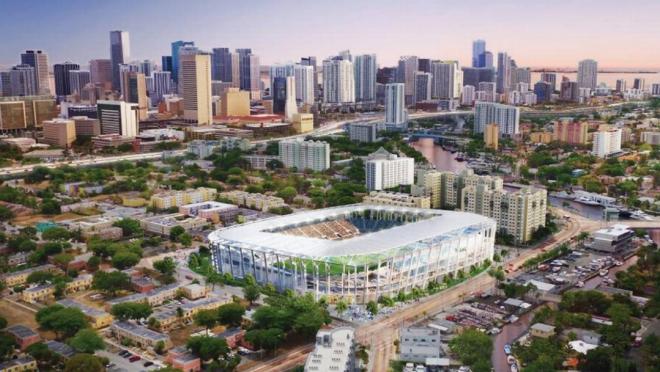 David Beckham Miami MLS ownership group