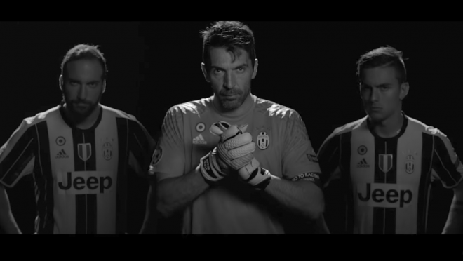 Juventus Hype Video for Champions League Final