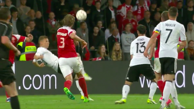 Kimmich Bicycle Kick