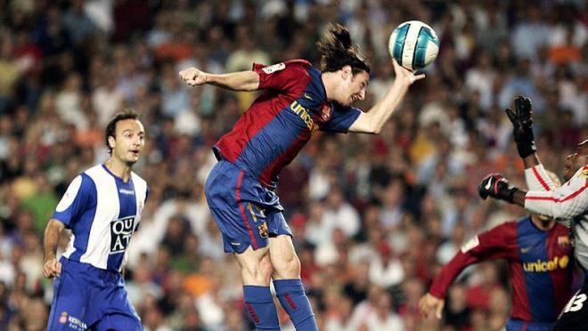 Lionel Messi Hand of God Goal