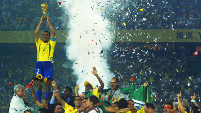 Brazil 2002 World Cup Highlights