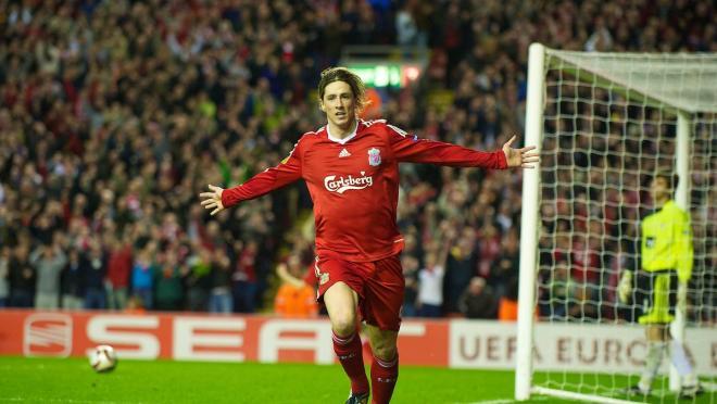 Fernando Torres Top 10 Goals For Liverpool