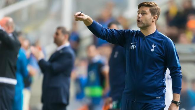 Mauricio Pochettino and Tottenham tactics