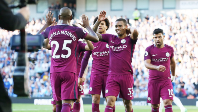 Manchester City Keepy Uppy