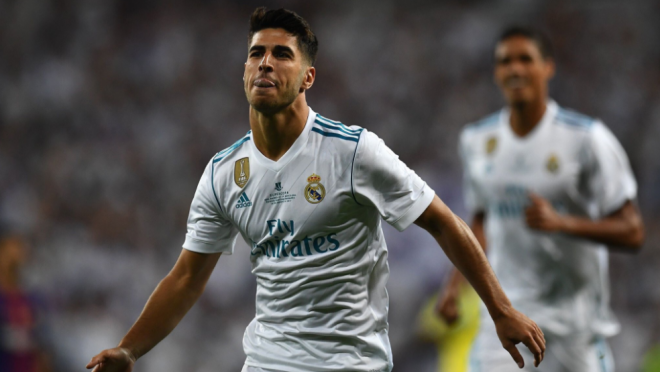Marco Asensio best goals, Real Madrid