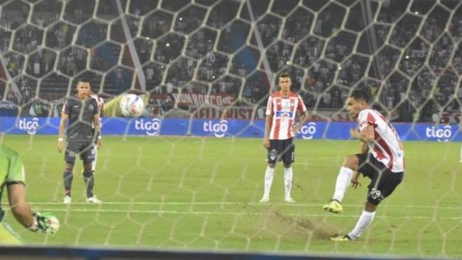 Teófilo Gutiérrez Worst Penalty Kick Ever