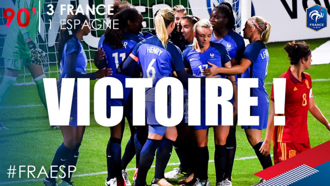 French Women's National Team