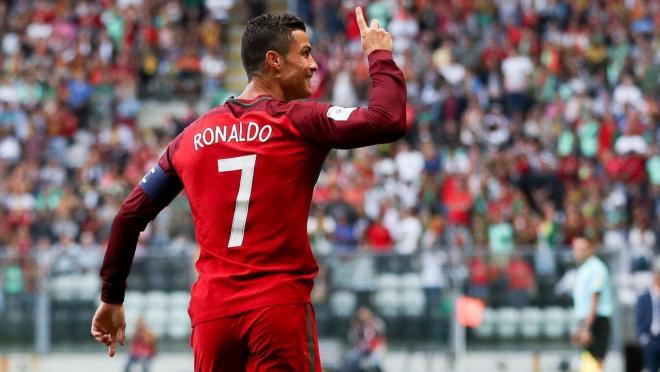 Ronaldo Captain of Portugal
