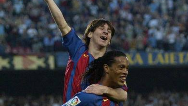 Lionel Messi Debut