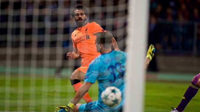 Mohammed Salah Goal VS Maribor