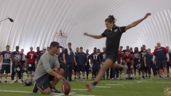 Carli Lloyd Houston Texans