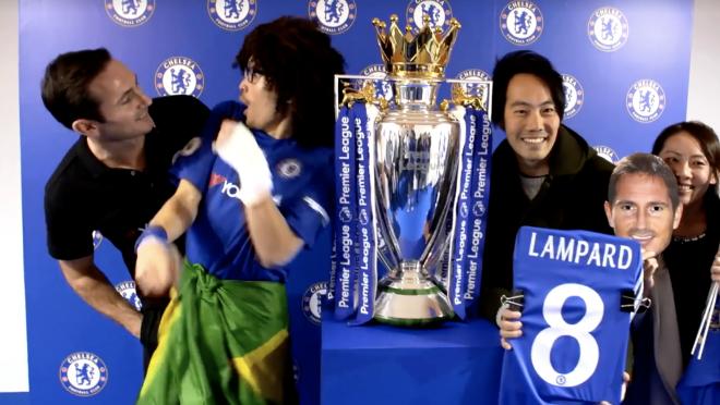 Frank Lampard Surprises Chelsea Fans