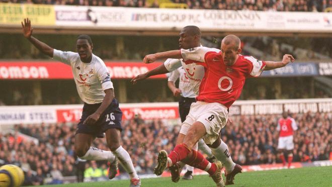 Arsenal vs Tottenham Hotspur 2004