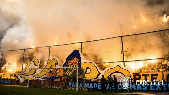 Rosario Central Fans