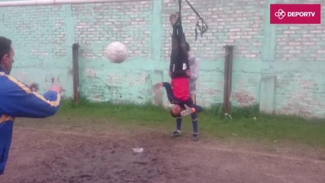 Insane Goalkeeping Drills
