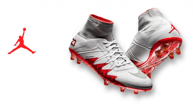 Neymar Jordan Collab Boots
