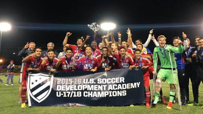 FC Dallas Youth Academy