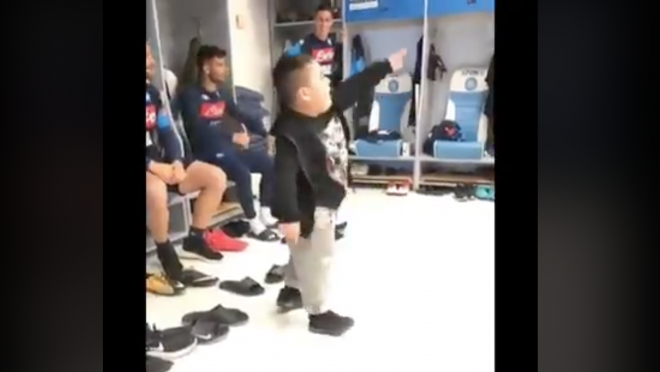 Little Napoli Fan
