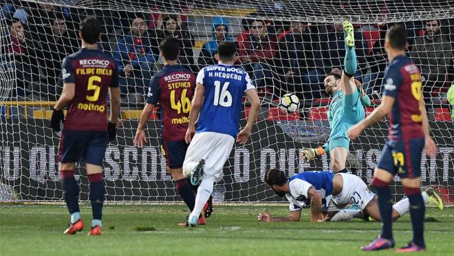 Sergio Oliveira Goal