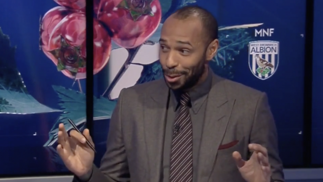 Thierry Henry Analyzes Roberto Firmino's Performance