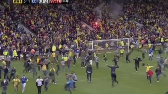 Watford vs Leicester 2013 FA Cup Semi Final