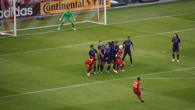 Sebastian Giovinco Free Kicks MLS