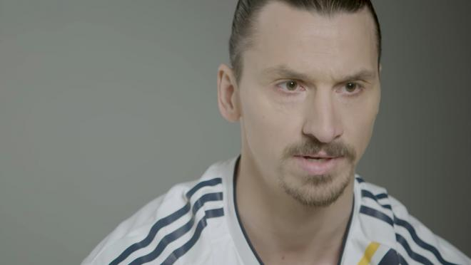 Zlatan Ibrahimovic first interview with LA Galaxy