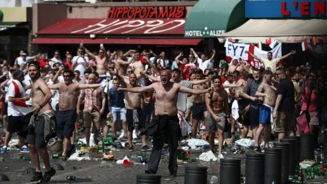 Drunk Fans