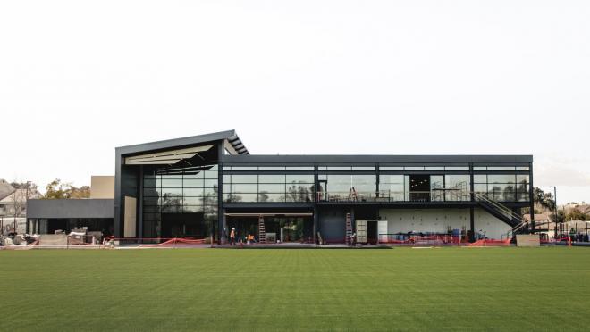 LAFC Training Facility