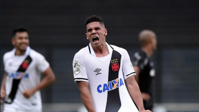 Vasco De Gama Paulinho Transfer rumors