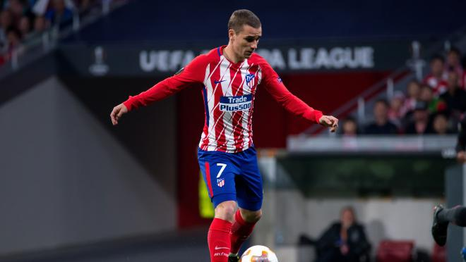 Antoine Griezmann transfer rumors cry