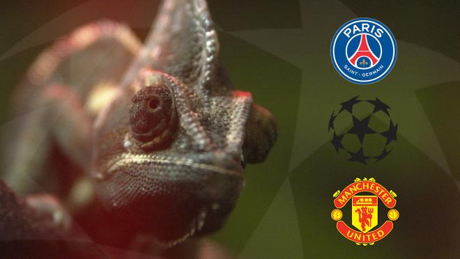 PSG vs. Man United Champions League