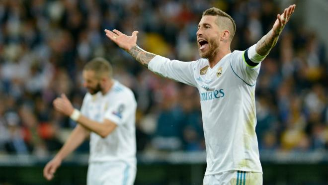 All 24 Red Cards Earned By Sergio Ramos