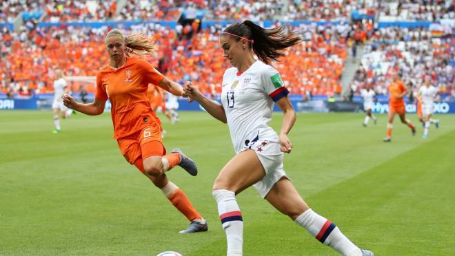 Watch Alex Morgan Grow Up Through The Sport Of Soccer