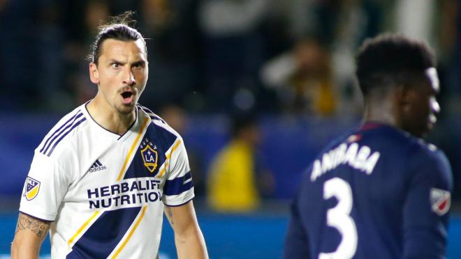 Zlatan Proves He Can Do Literally Anything