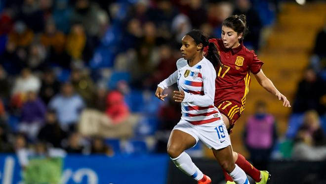 Former USWNT player Nikki Marshall previews this summer's Women's World Cup