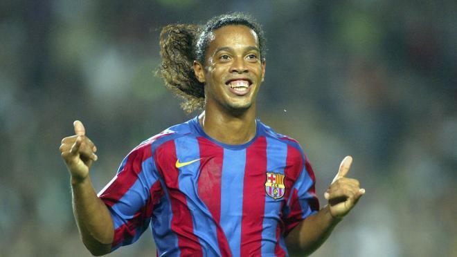 Ronaldinho's Skills