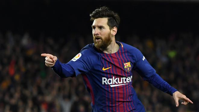 Messi's Records