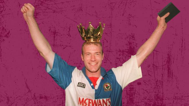Blackburn Rovers Win Premier League 1995
