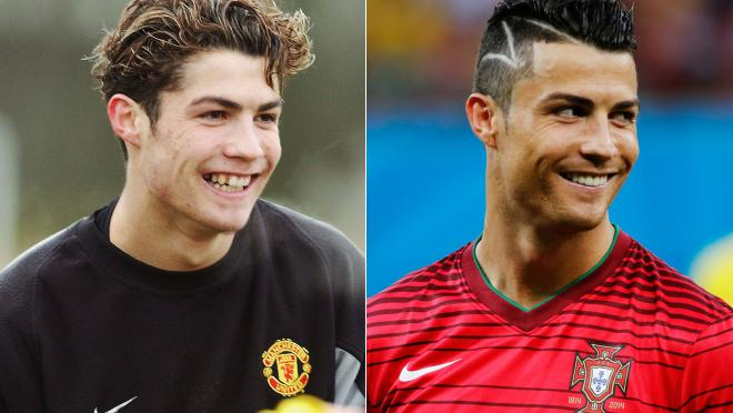 Soccer Stars Then & Now