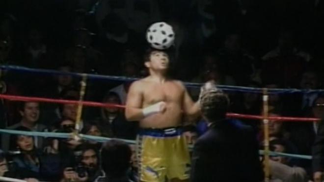 Maradona Boxing