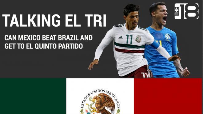 Mexico vs Brazil Preview