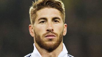 ¿Qué futbolista me parezco? - Sergio Ramos?