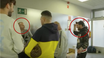 Andres Iniesta Barcelona return