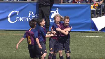Barcelona U-10 Highlights
