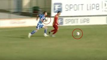 Romania tactical foul