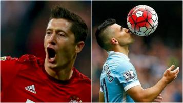 Fastest Hat Trick: do Aguero and Lewandowski top the list?